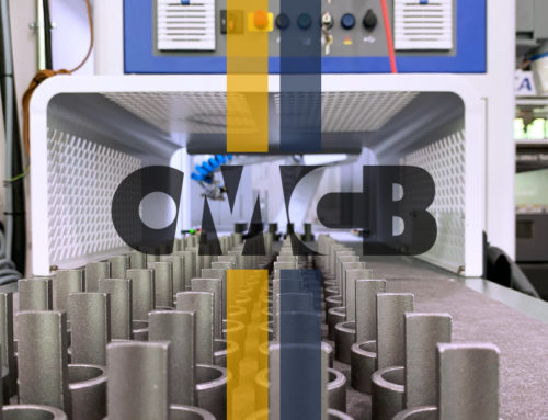 New dedicated robotic island: Brother Speedio m140x2 arrives at OMCB