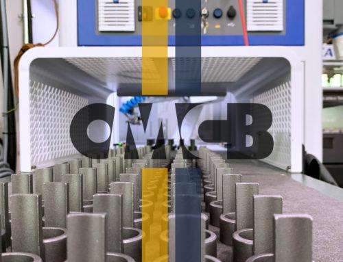 Nuova isola robotica dedicata: in OMCB arriva la Brother Speedio m140x2