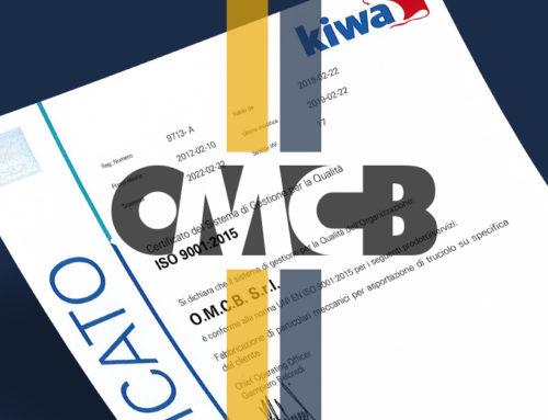 Officina di tornitura e fresatura certificata ISO 9001:2015